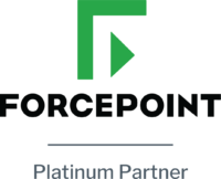 logo partenaire Forcepoint Platinum