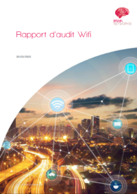 visuel rapport audit wifi
